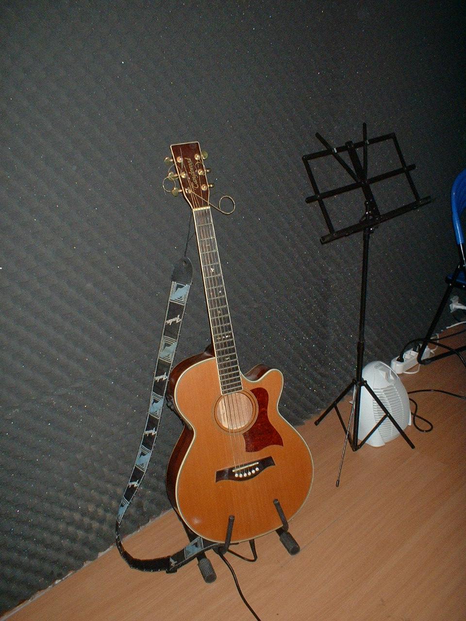 lezioni chitarra genova