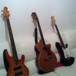 chitarre e basso