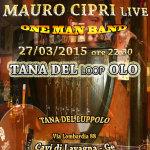 Live Tana del luppolo